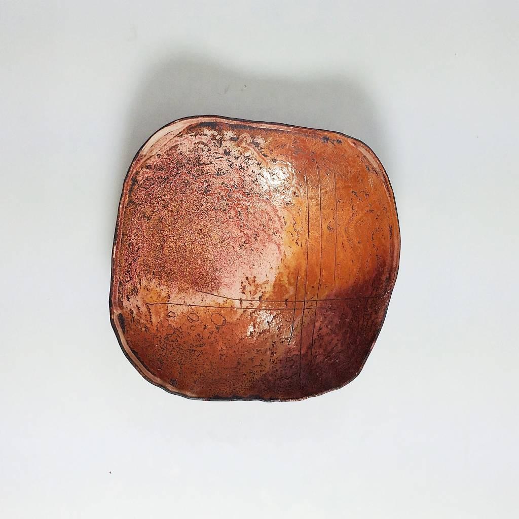 Ginger Meek Allen | Art Jewelry Receiving Bowl #27