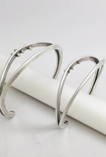 Musical Abstracts Virtuoso Cuff Bracelet