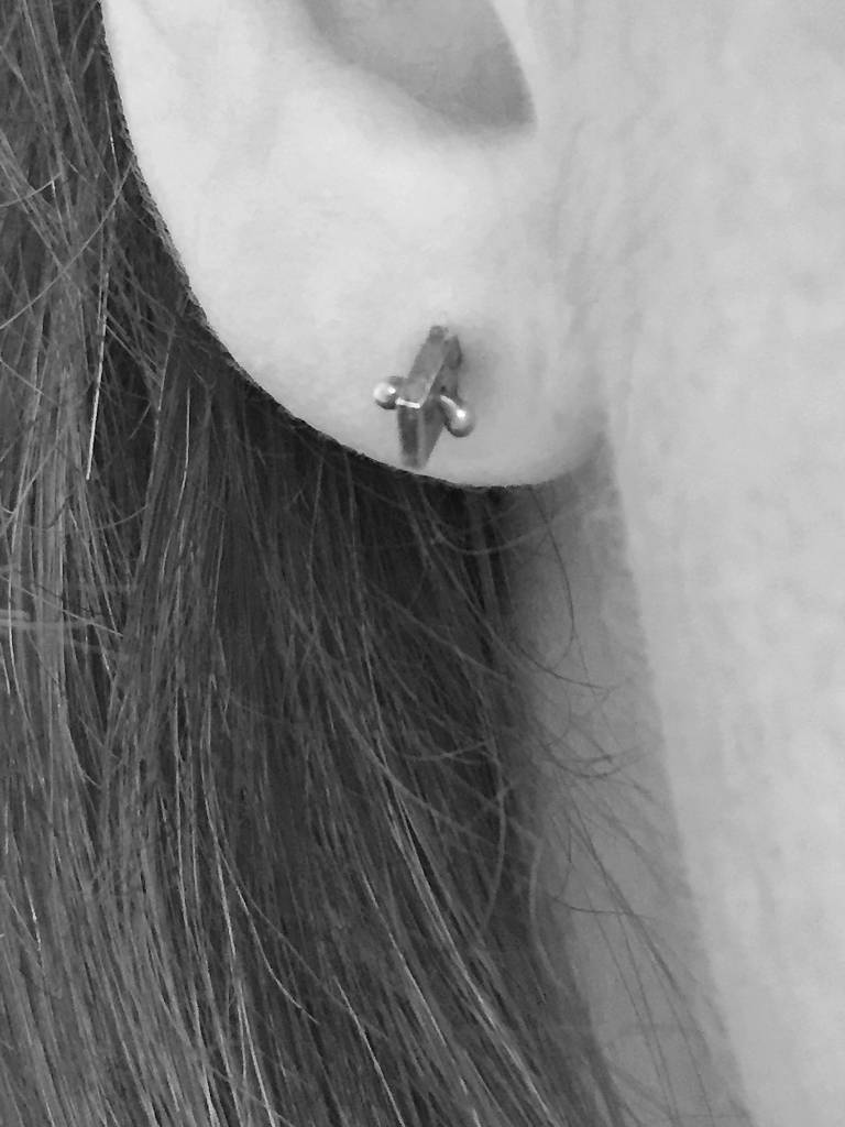 Musical Abstracts Staccato Studs