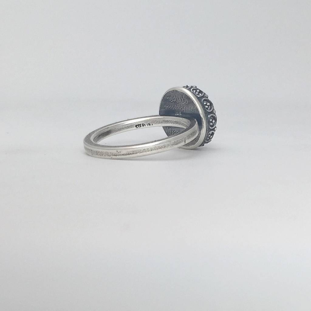 Fancy Collection Enlightenment Ring - Large