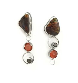 Eclectic Ethos Fire Earrings