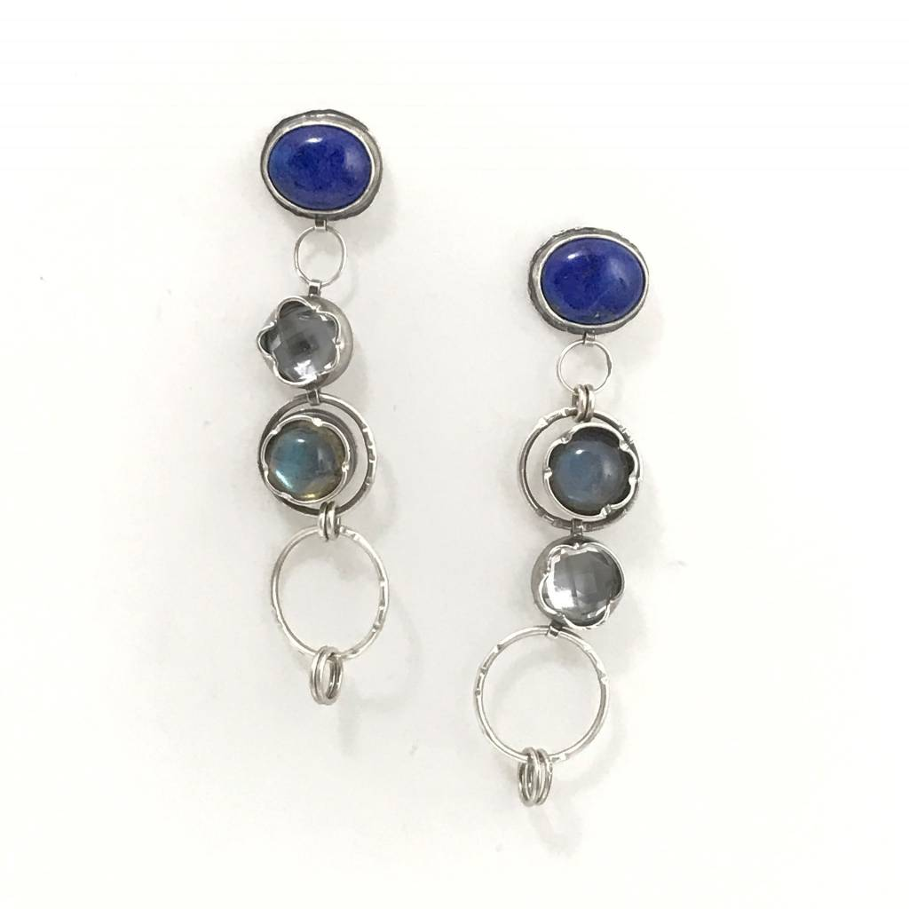 Eclectic Ethos Night Earrings