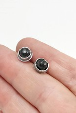 Eclectic Ethos Black Coral Eclectic Ethos Studs