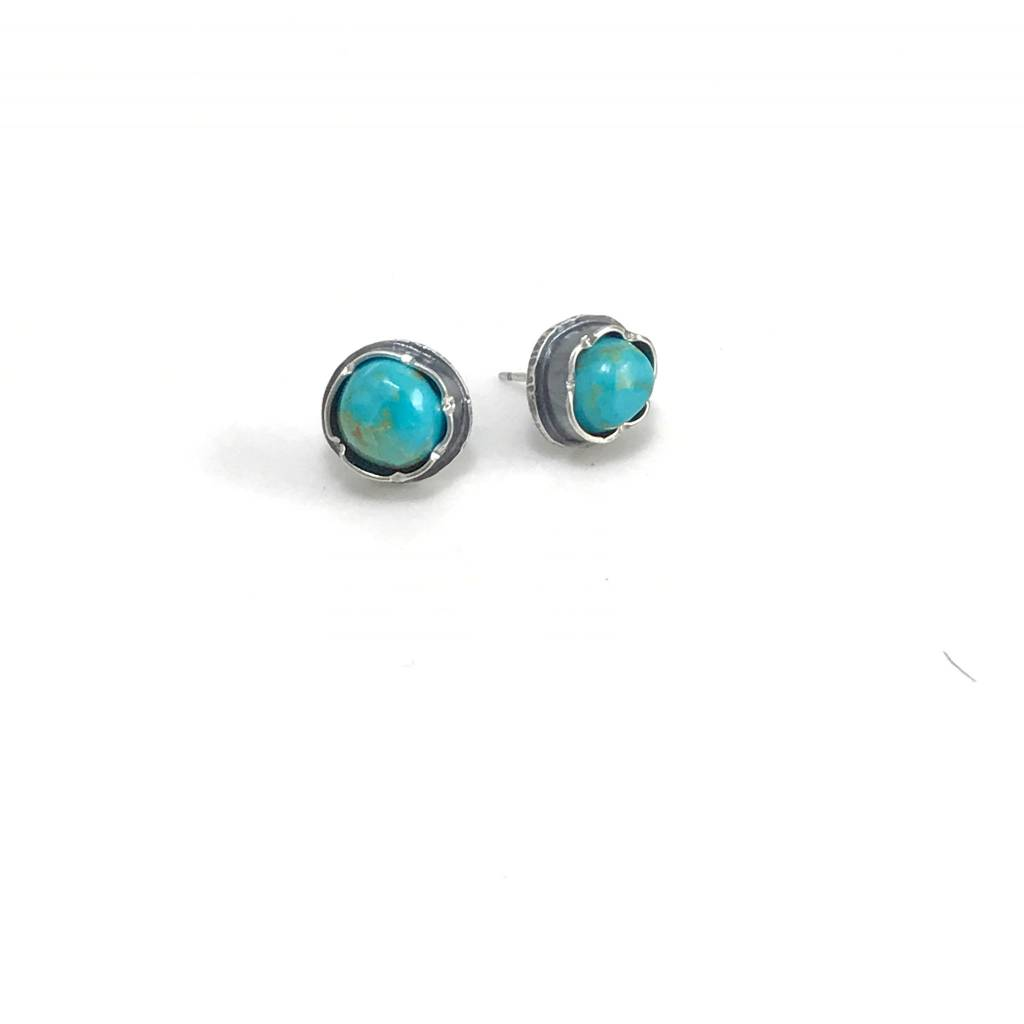 Eclectic Ethos Turquoise Eclectic Ethos Studs