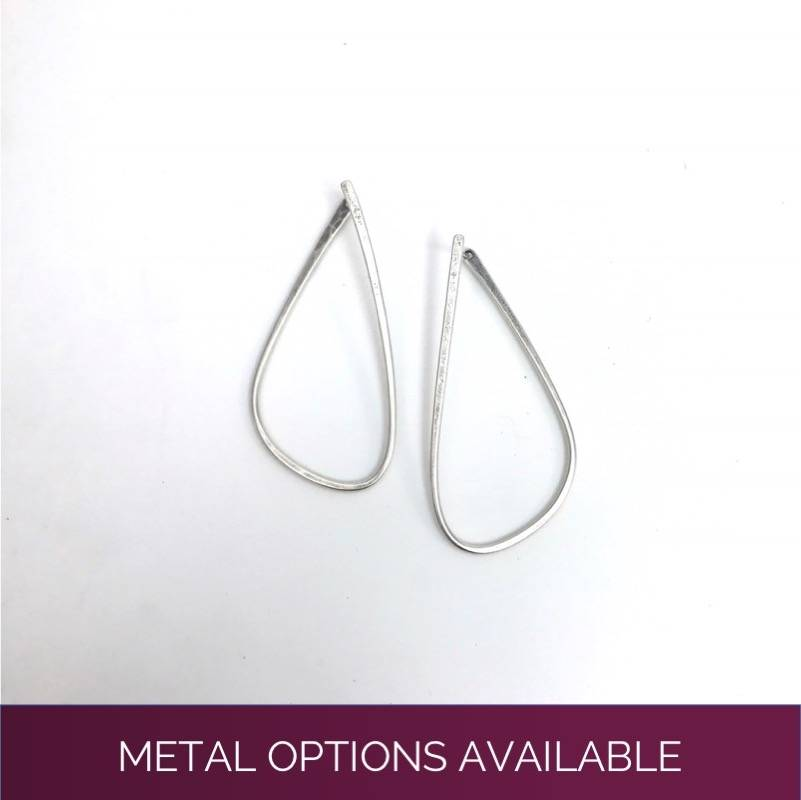 Liminal Series Liminal Earrings - medium