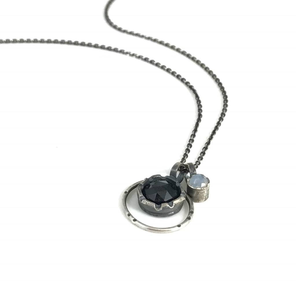 Eclectic Ethos Eclectic Ethos Necklace - Black & Grey