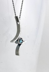 Balance Series Vertical Balance Necklace