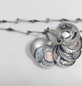Custom Jewelry by Ginger Meek Allen Family Locket (customized)