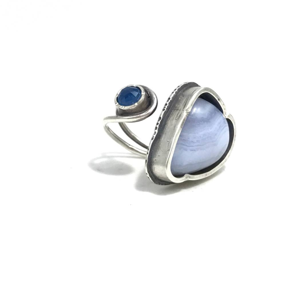 Eclectic Ethos Ripples Ring - Medium