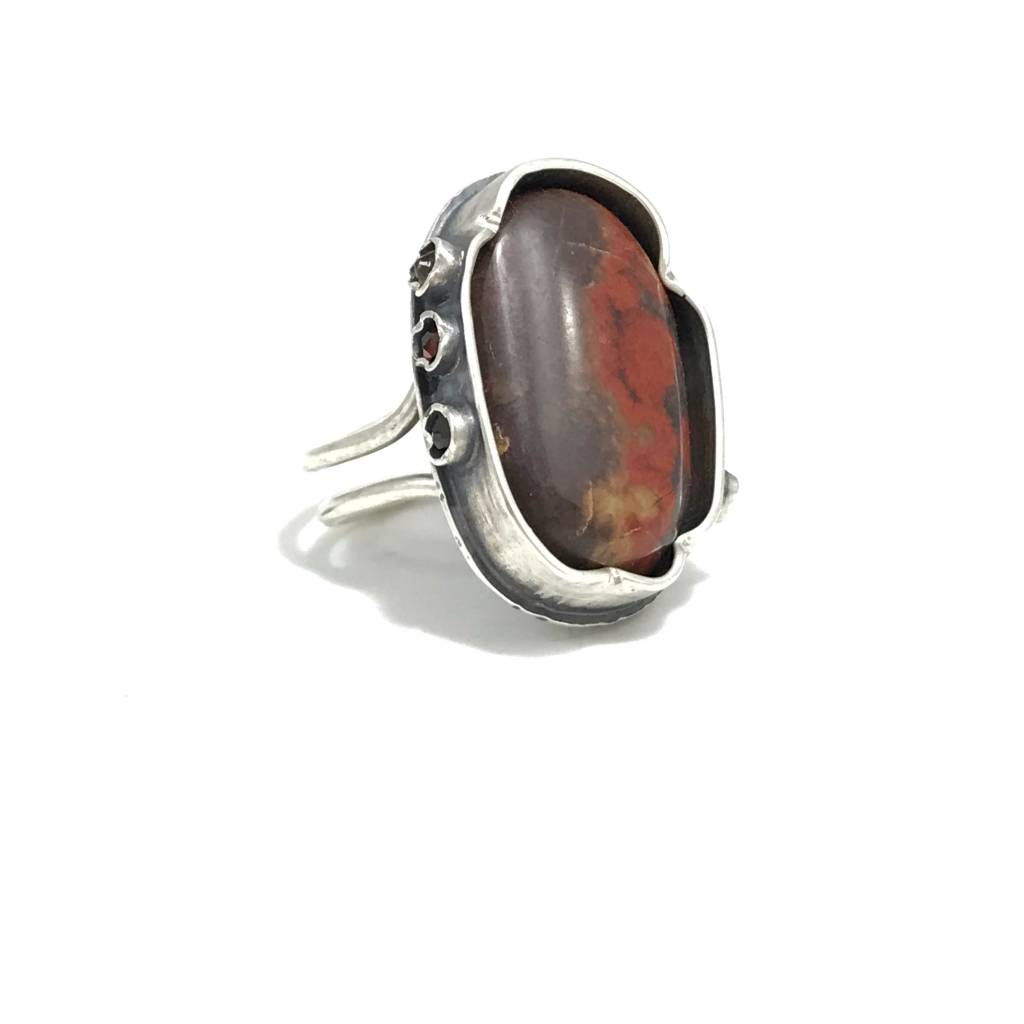 Eclectic Ethos Grit Ring - Large