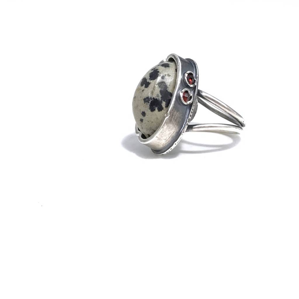 Eclectic Ethos Unconditional Ring - Small