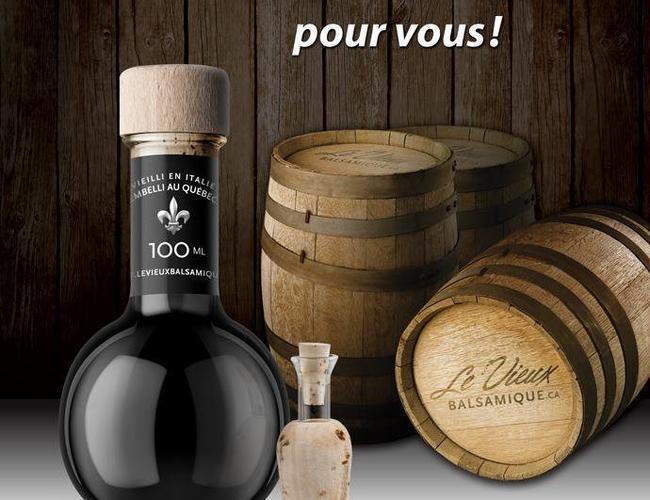 Vinaigre balsamique Le Vieux Balsamique