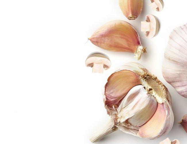 Huile d'olive Ail champignons 50ml