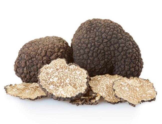 Sous les oliviers Balsamique - truffe noire