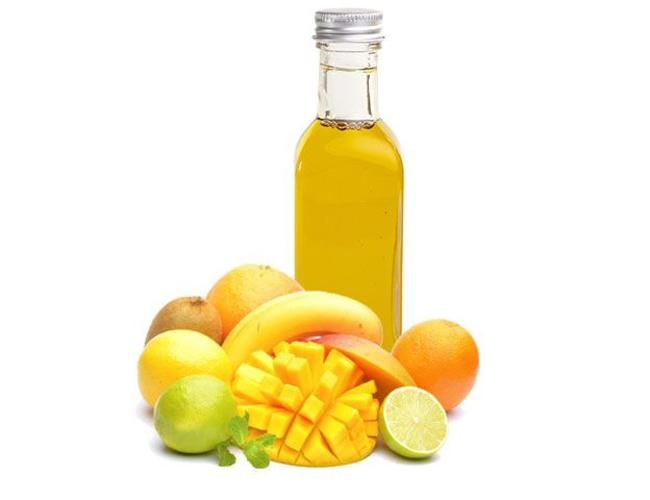 Sous les oliviers vinaigre balsamique blanc orange,mangue,passion 250ml