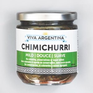 Chimichurri sauce douce 250ml