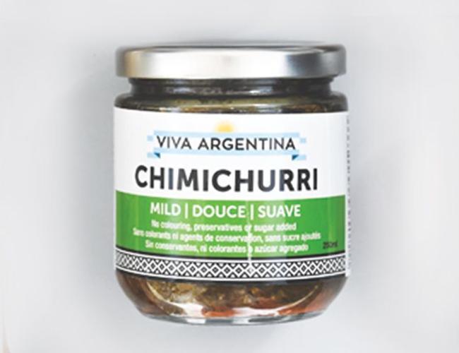 Chimichurri sauce douce 250ml