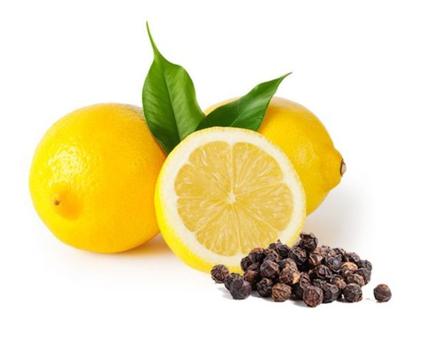 Sous les oliviers huile d'olive poivre et citron 500ml