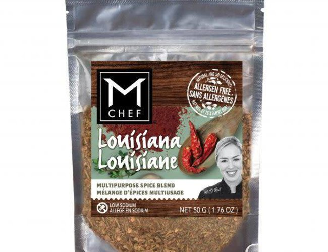 Mchef Melange d'epices multiusage Louisiane 54g