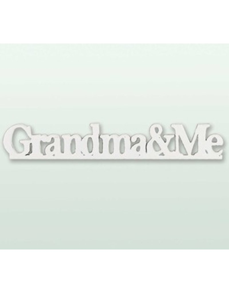 FANCY THAT FRAME GRANDMA & ME MAGNET - Gifts and More