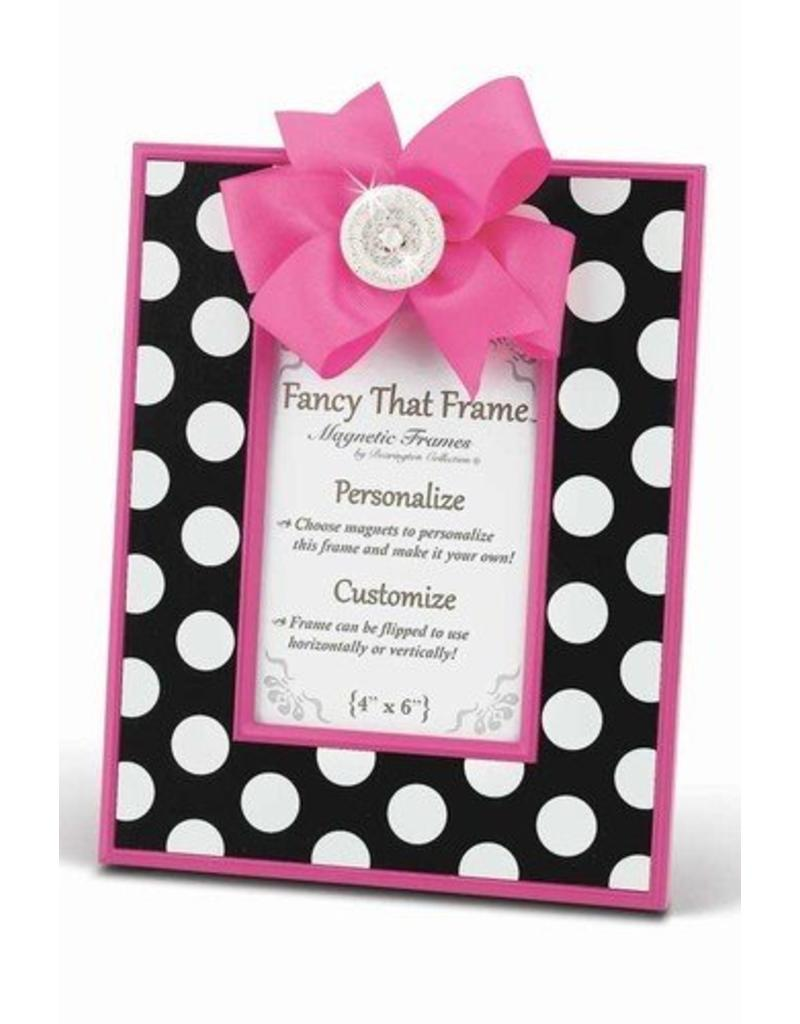 Black/ White Dot Frame - Gifts and More