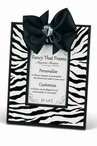 Zebra Print Frames - Gifts and More