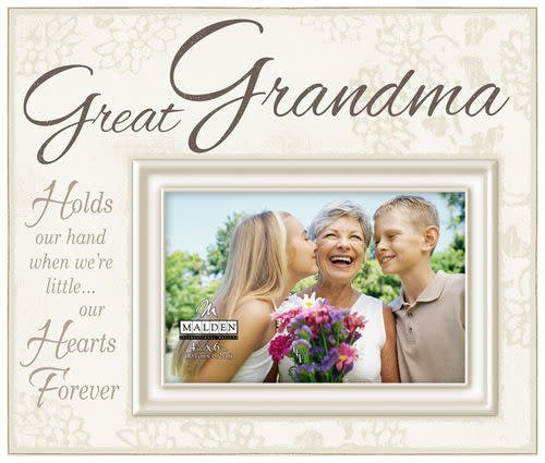 Great Grandma Expression Frame - Gifts and More