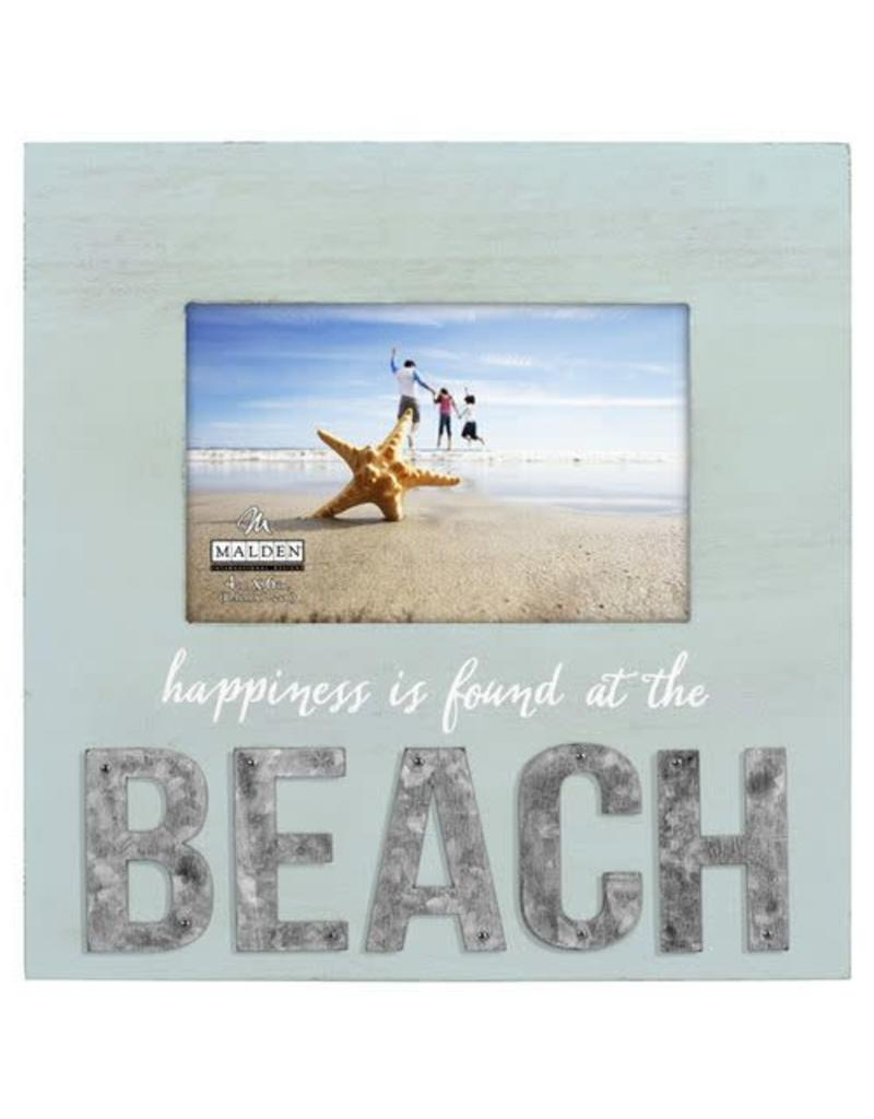 4x6 beach galvanized express frame gifts and more