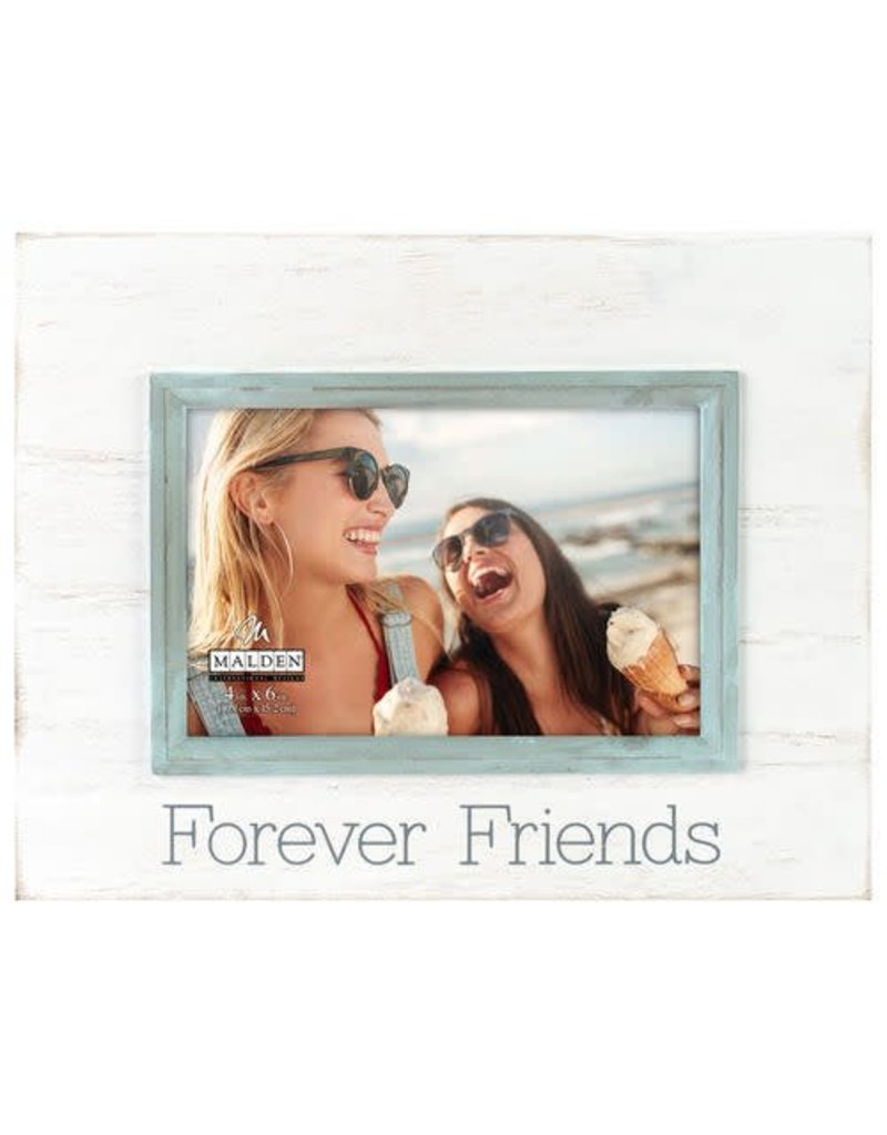 Forever Friends White Wooden Frame - Gifts and More