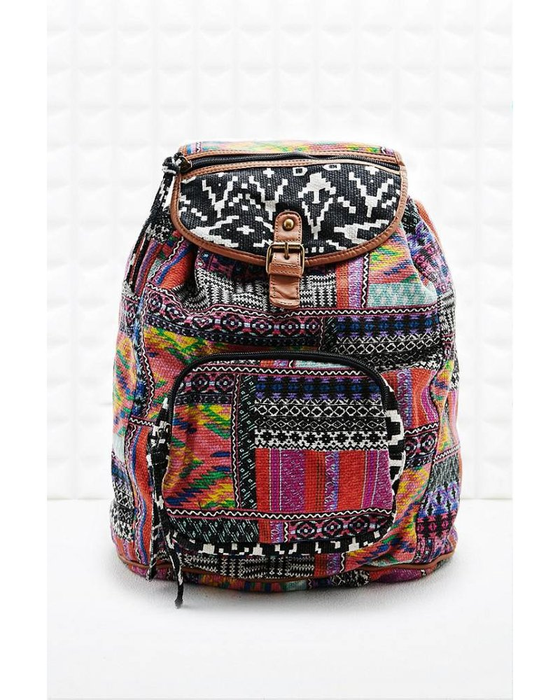 Small aztec backpack