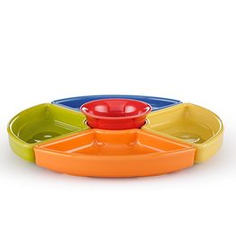 5 pc Entertaining Set Brights