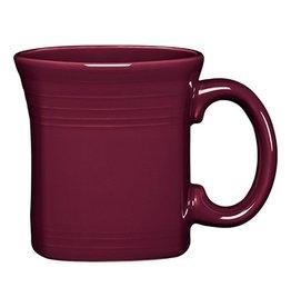 Square Mug 13 oz Claret