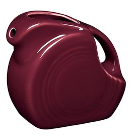 Mini Disc Pitcher 5 oz Claret