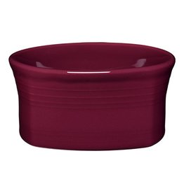 Square Bowl 19 oz Claret