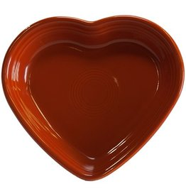 Medium Heart Bowl 19 oz Paprika