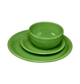 3 pc Bistro Place Setting Shamrock