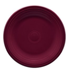 "Luncheon Plate 9"" Claret"