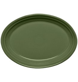 "Small Oval Platter 9 5/8"" Sage"