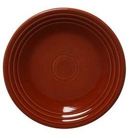 "Dinner Plate 10 1/2"" Paprika"