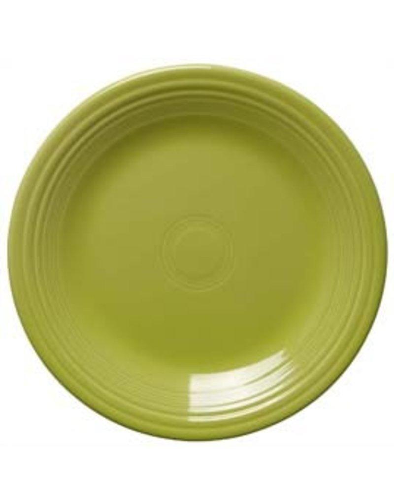 """Dinner Plate 10 1/2"""" Lemongrass"""