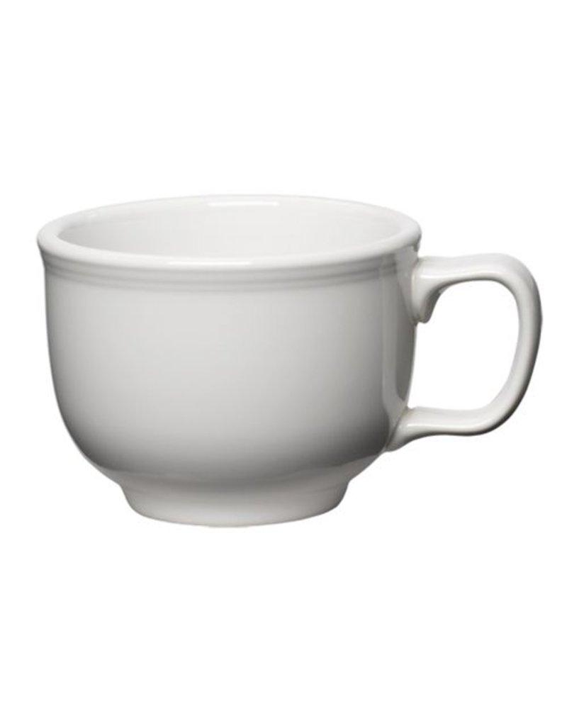 Jumbo Cup 18 oz White