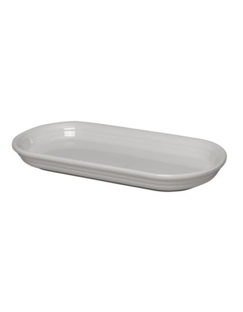 "Bread Tray 12"" White"