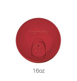 Tervis Red Travel Lid 16 oz