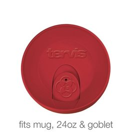 Tervis Red Travel Lid 24 oz