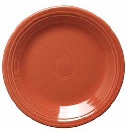 "Dinner Plate 10 1/2"" Persimmon"