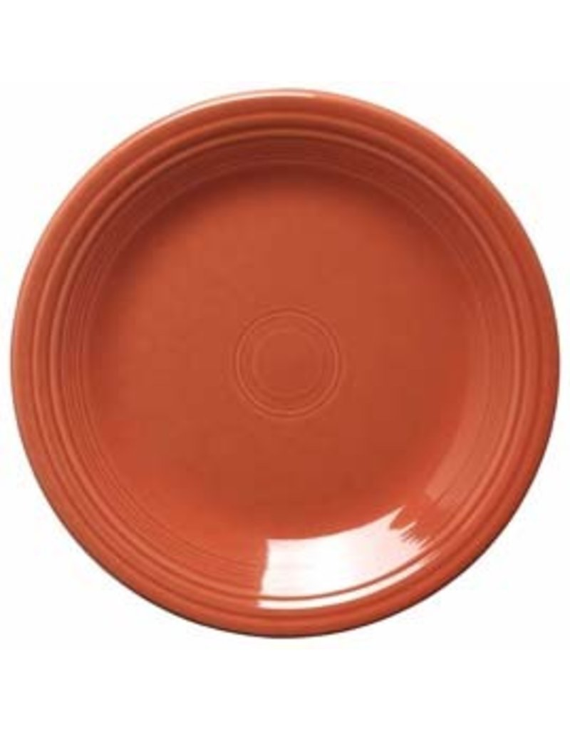 "Dinner Plate 10 1/2"" Persimmon"