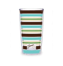 Tervis Cool Blue Stripe 16 oz Tumbler
