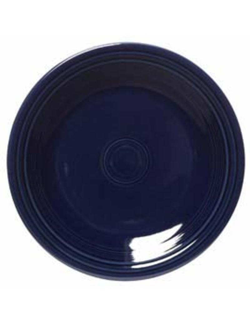 "Dinner Plate 10 1/2"" Cobalt Blue"