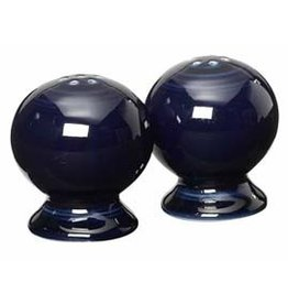 "Salt & Pepper Set 2 1/4"" Cobalt Blue"