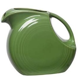 Large Disc Pitcher 67 1/4 oz Shamrock